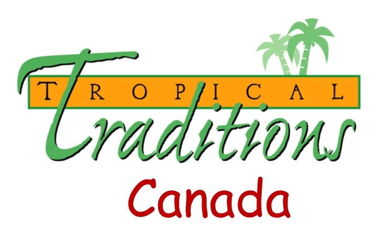 Tropical Traditions Canada & Ultimate Products 1-800-228-5527