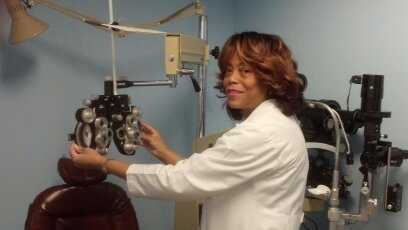 Dr. Juanita Day, Optometrist