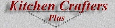 "Kitchen Crafters Plus--A Division of B&B Custom Cabinets, Inc.  ""Fine cabinet makers bringing quality into your future""         Serving the Area Since 1985"