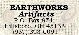 EARTHWORKS Artifacts              Online